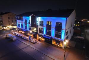 Hotel Mustaparta