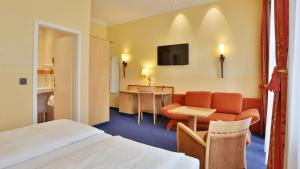Hotel Mack, Отели  Мангейм - big - 22