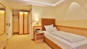 Hotel Mack, Отели  Мангейм - big - 24