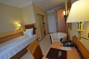 Hotel Mack, Отели  Мангейм - big - 25