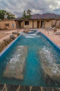 Apacheta Posada Rural, Гостевые дома  Famatina - big - 29