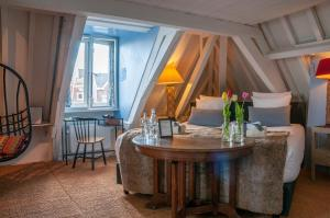 The Vanguard, Bed and Breakfasts  Amsterdam - big - 57
