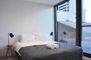 Mono Apartments on La Trobe Street - Melbourne CBD, Victoria, Australia