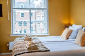 The Vanguard, Bed and Breakfasts  Amsterdam - big - 62