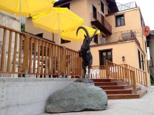 Affittacamere Antico Albergo Camussot, Guest houses  Balme - big - 57