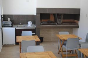 Talu Apart Hotel, Apartmány  San Rafael - big - 9