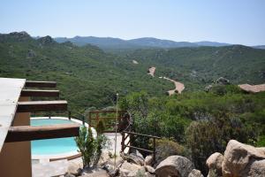 The Green & the Sky, Villas  Costa Paradiso - big - 20