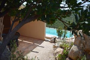 The Green & the Sky, Villas  Costa Paradiso - big - 18