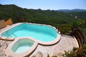 The Green & the Sky, Villas  Costa Paradiso - big - 44