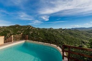 The Green & the Sky, Villas  Costa Paradiso - big - 37