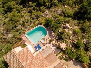 The Green & the Sky, Villas  Costa Paradiso - big - 1