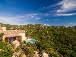 The Green & the Sky, Villas  Costa Paradiso - big - 28