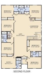 9 Bedroom Villa #1208, Villas  Davenport - big - 5