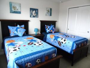 9 Bedroom Villa #1208, Villas  Davenport - big - 18