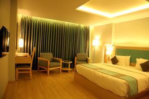 KVM Hotels, Hotels  Tiruchchirāppalli - big - 8