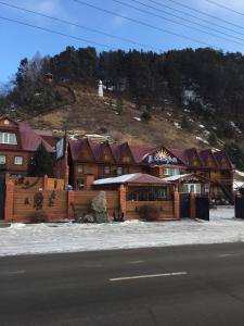 Отель У озера - фото 15