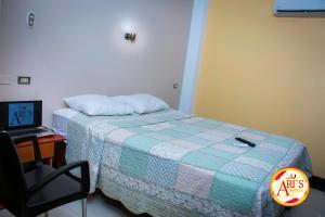 Aris Hotel III, Szállodák  Iquitos - big - 5