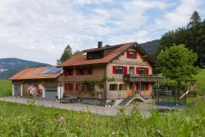 Ferienwohnung Brenner