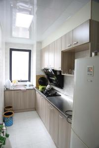 Wen Xin Da Jie Jing Xi Yuan Apartment, Appartamenti  Suzhou - big - 7