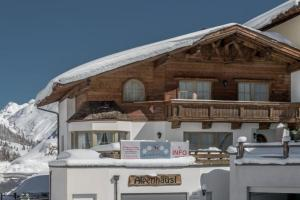 Appartement-Alpenhaeusl - Apartment - Obergurgl-Hochgurgl