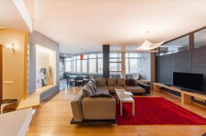 Design Apartment on Leningradskiy prospekt