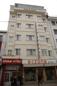 Отель Divan Otel, Эскишехир