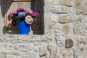 Casa delle Noci, Дома для отпуска  Grimacco - big - 23