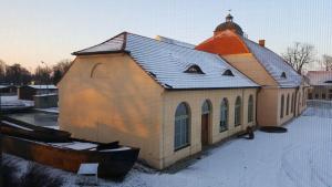 Gasthaus Schillebold, Мини-гостиницы  Пайц - big - 21