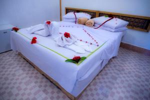 Alimas Inn, Guest houses  Thoddoo - big - 7