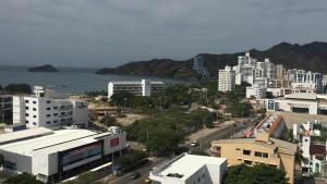 Gran Apto en el Rodadero, Apartmány  Santa Marta - big - 1