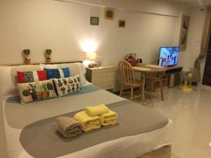 Chomdoi Condontel, Appartamenti  Chiang Mai - big - 48