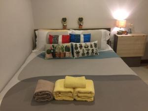 Chomdoi Condontel, Appartamenti  Chiang Mai - big - 47