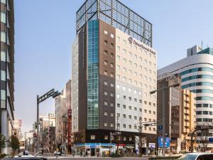 Daiwa Roynet Hotel Nagoya Eki Mae, Nízkorozpočtové hotely  Nagoya - big - 37