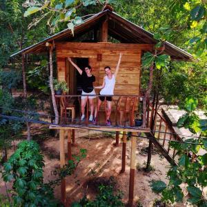 Angry Birds Tree house, Homestays  Habarana - big - 6