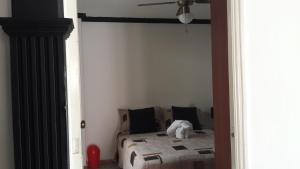 Habitaciones en Medellín (Apartahotel Ferjaz), Vendégházak  Medellín - big - 66