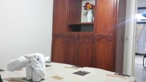 Habitaciones en Medellín (Apartahotel Ferjaz), Vendégházak  Medellín - big - 164