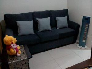 One Bedroom Apartment in Shell Residences, Apartmány  Manila - big - 5