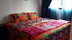 Habitaciones en Medellín (Apartahotel Ferjaz), Vendégházak  Medellín - big - 69
