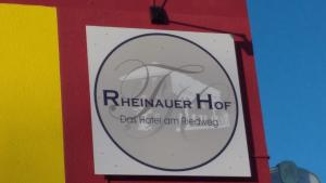 Rheinauer Hof - Das Hotel am Riedweg, Hotely  Mannheim - big - 35