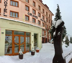 Hotel & Penzión Grand Matej, Hotely  Banská Štiavnica - big - 40