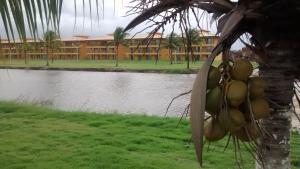 Cond Villa das Águas, Apartmanok  Estância - big - 16