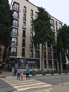 Apartment on Kirova 28