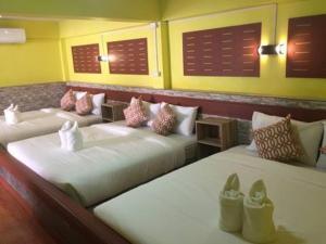 Baan Asree, Дома для отпуска  Ао Нанг Бич - big - 19