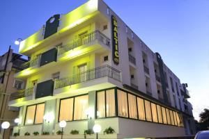 Hotel Baltic, Отели  Мизано-Адриатико - big - 1