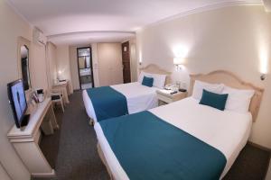 Hotel Quality Inn Aguascalientes, Hotel  Aguascalientes - big - 16