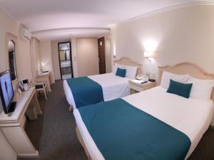 Hotel Quality Inn Aguascalientes, Hotel  Aguascalientes - big - 14
