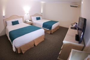 Hotel Quality Inn Aguascalientes, Hotel  Aguascalientes - big - 10