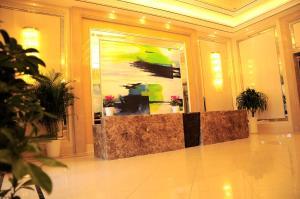 Bedom Apartments · High Tech Wanda, Jinan, Апарт-отели  Цзинань - big - 25