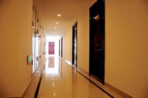 Bedom Apartments · High Tech Wanda, Jinan, Апарт-отели  Цзинань - big - 26