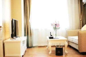 Bedom Apartments · High Tech Wanda, Jinan, Апарт-отели  Цзинань - big - 16